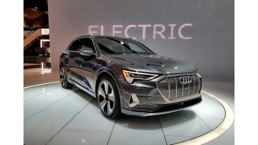 Audi's U.S. EV Plan: Another Indication That OEMs Aren't On Board