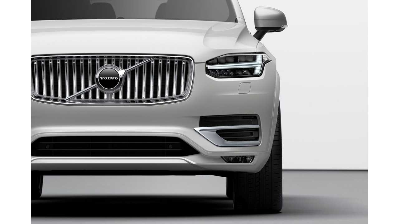 2020 Volvo XC90: Refresh, New Battery, New Safety Aids >> Volvo Reveals Refreshed Xc90 T8 Twin Engine Phev