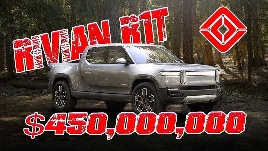 Let's Talk History Of Electric Pickup Truck Innovator Rivian: Video