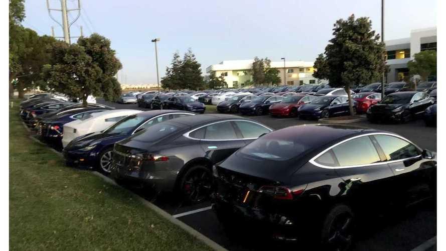 Tesla Model 3 Backlog Still Close To 2 Years