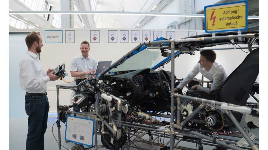 Volkswagen Announces New BEV Platform For China