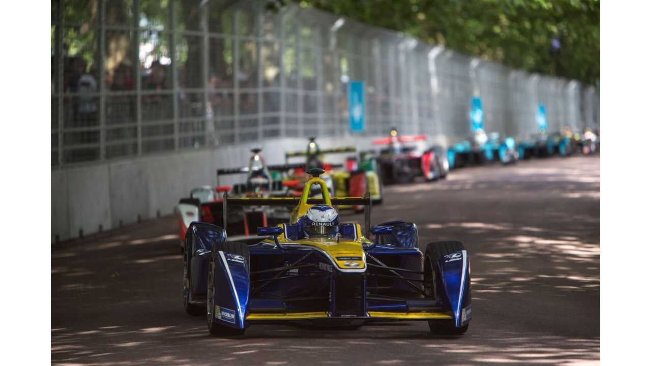 Despite Continuing Losses, Formula E CEO Says Racing Series Is On Track Financially