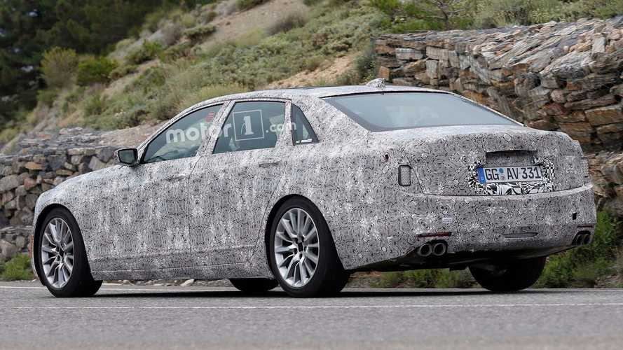 Cadillac CT6 Spy Photos Reveal New Look For Next-Gen Model