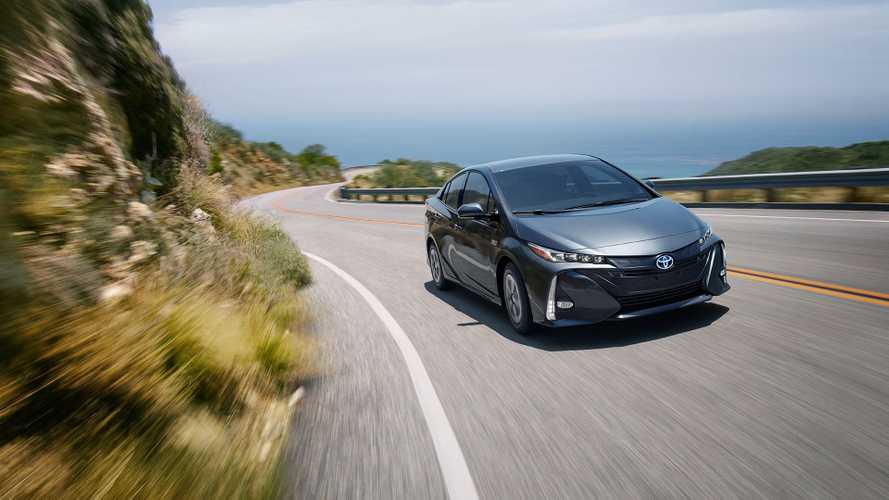 Worldwide Plug-In Car Sales Up 59% In May, Toyota Prius Prime and BYD Takes Top Spots