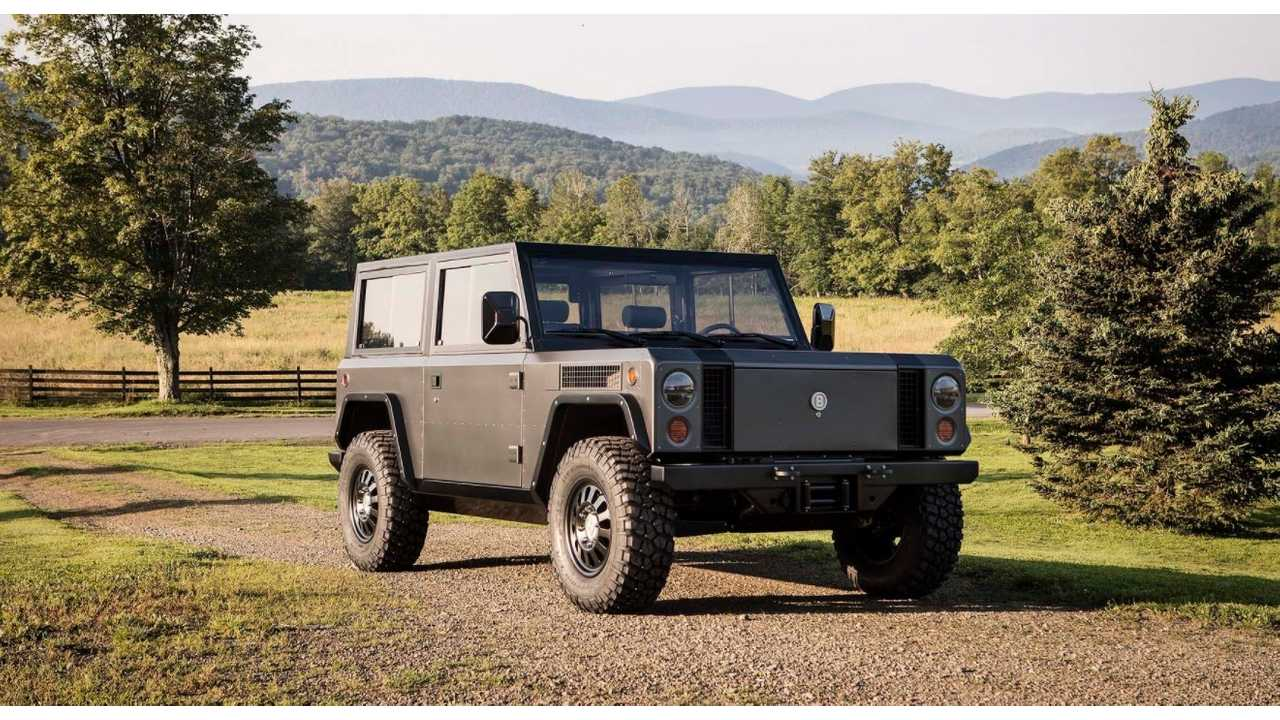 Bollinger B1 Electric Truck Gets 6,000 Hand-Raisers In Two Weeks