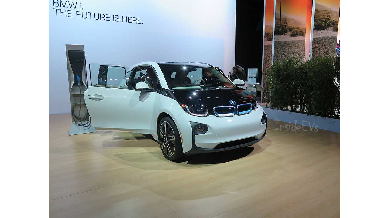 BMWBLOG Interviews BMW i USA - Model Year 2015 BMW i3 Updates, Charging Infrastructure