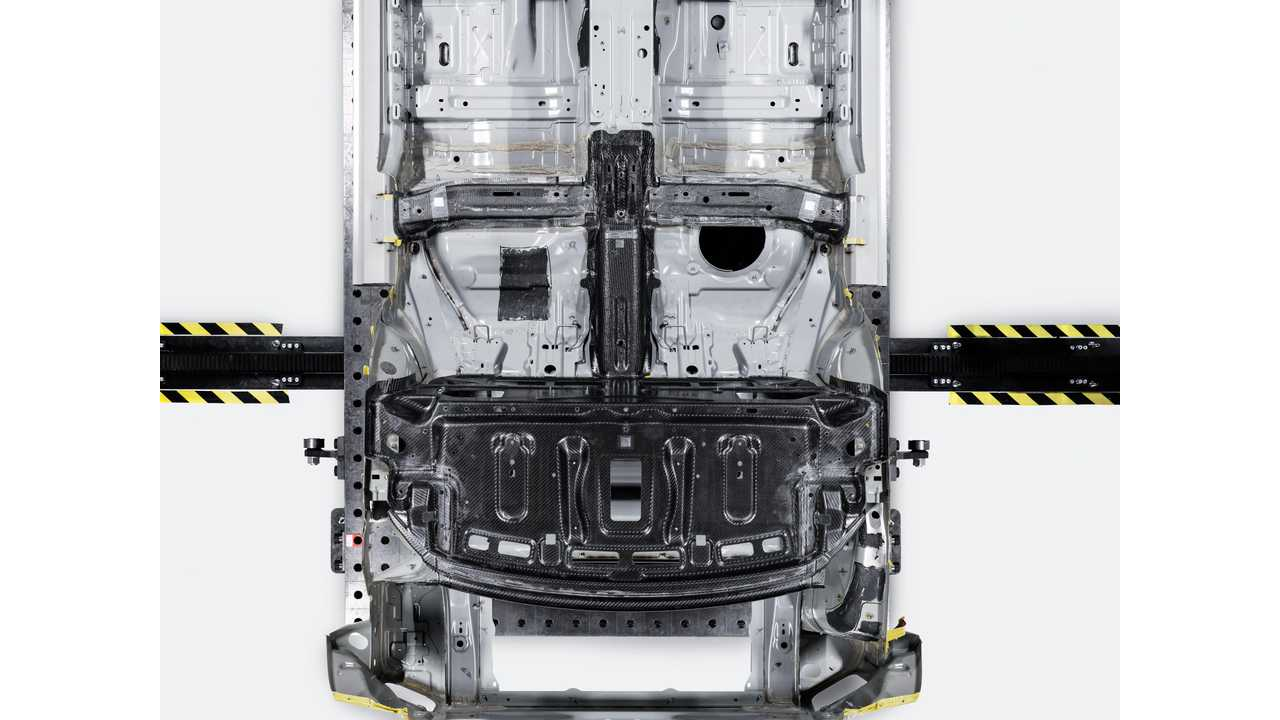 Polestar 1 Extensively Uses Carbon Fiber To Reduce Weight By 500 Pounds