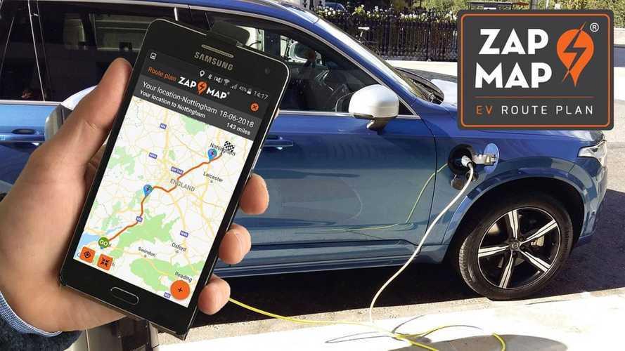 New App Hopes To Curb EV Range Anxiety