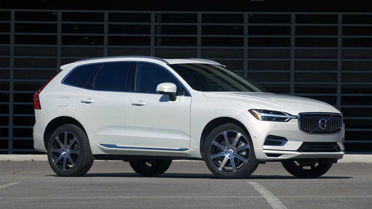 12. Volvo XC60 T8 Plug-In