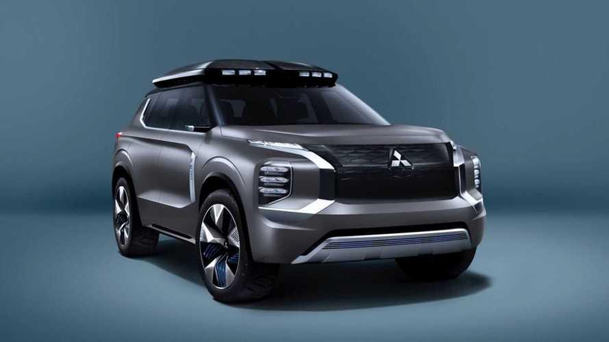 Novo Mitsubishi Outlander será antecipado pelo conceito  e-Yi em Xangai