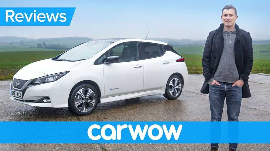 Watch This In-Depth 2018 Nissan LEAF Test Drive