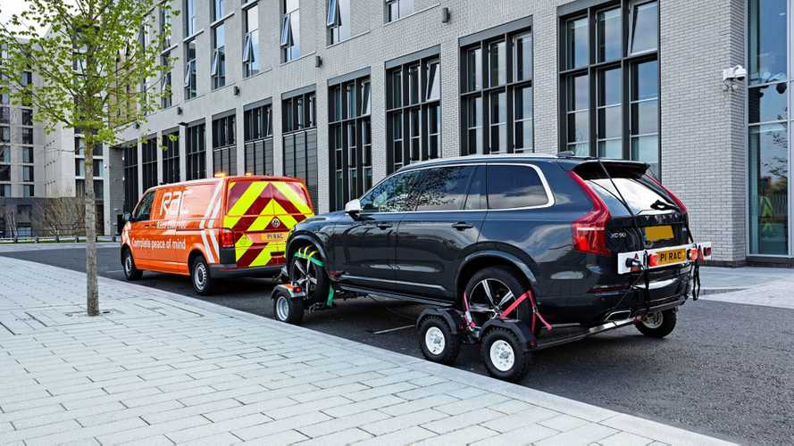 RAC patrol vans can now tow vehicles