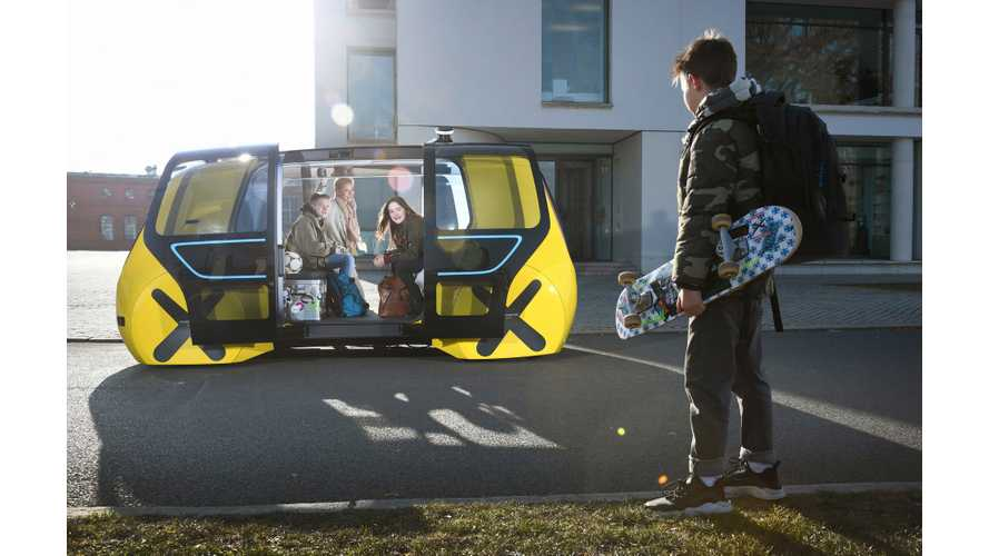Is Volkswagen SEDRIC The School Bus Of The Future?