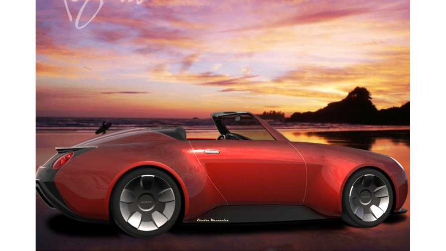 Electra Meccanica Teases Tofino With Rolling Chassis
