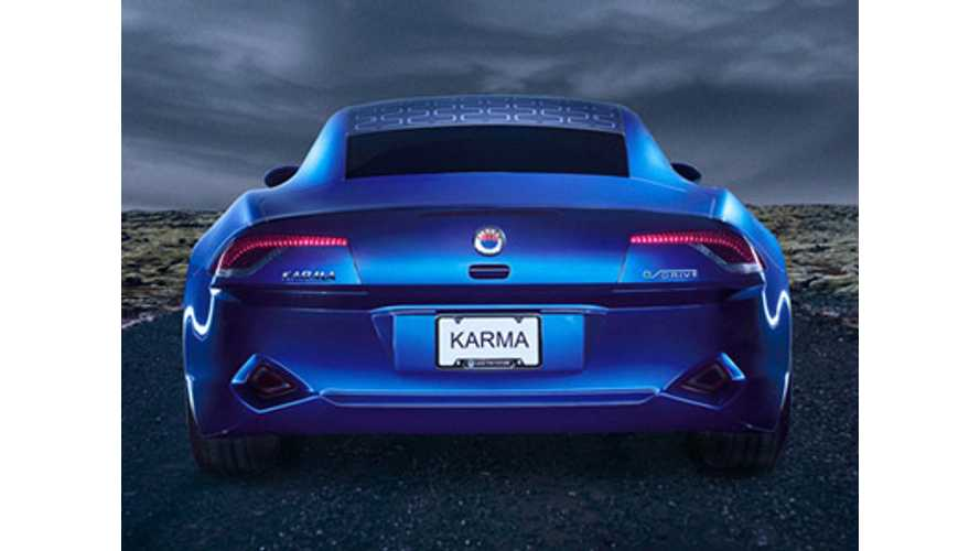 Fisker Teams With Quantum For Karma Relaunch - Deal Covers Upcoming Fisker Atlantic Too