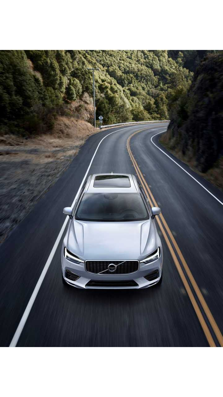 Yupe, the Volvo XC60 Plug-In Hybrid has arrived in the US (albeit in limited numbers so far)