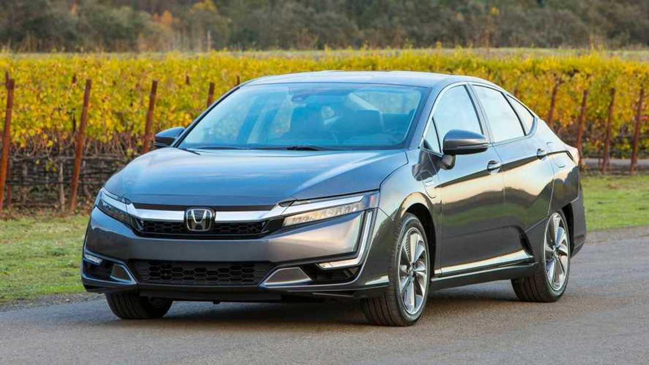 Honda Clarity PHEV - Test Drive