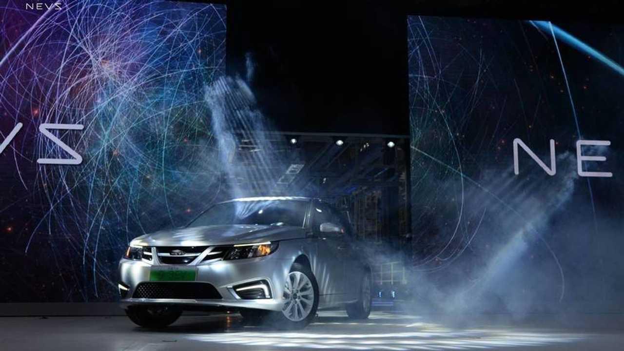 NEVS 9-3 Electric Enters Production