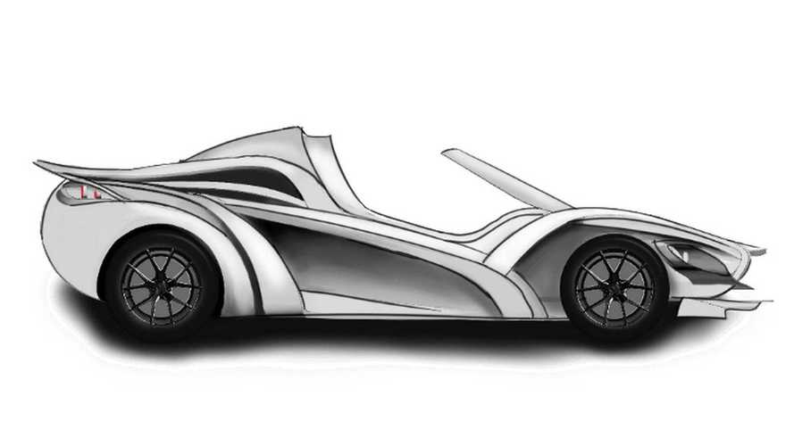 Sin S1 Is A Modular Supercar With An Electric Option