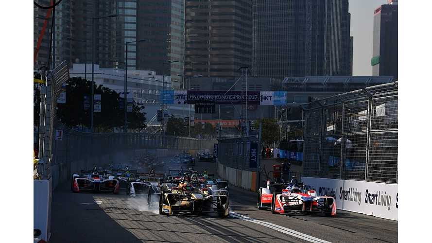 Formula E Podcast - Make-Your-Own Battery Delay, Plus Thoughts On Season Opener