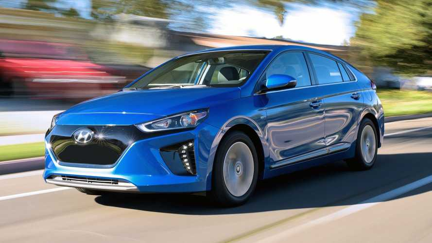 Hyundai Says Next Year's Ioniq Electric Will Get A Range Boost