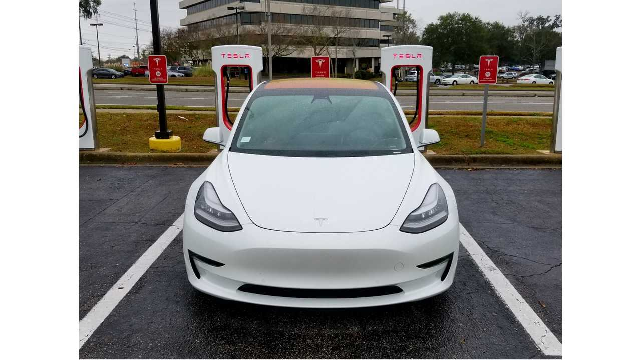 There's Some Secret Tech Lurking In The Tesla Model 3