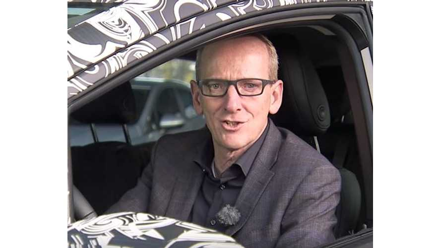 Opel CEO - Videocast On Ampera-e