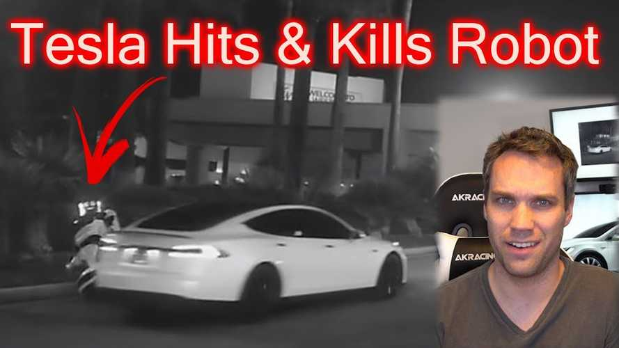 Is The Tesla Model S Really A Robot Killer?