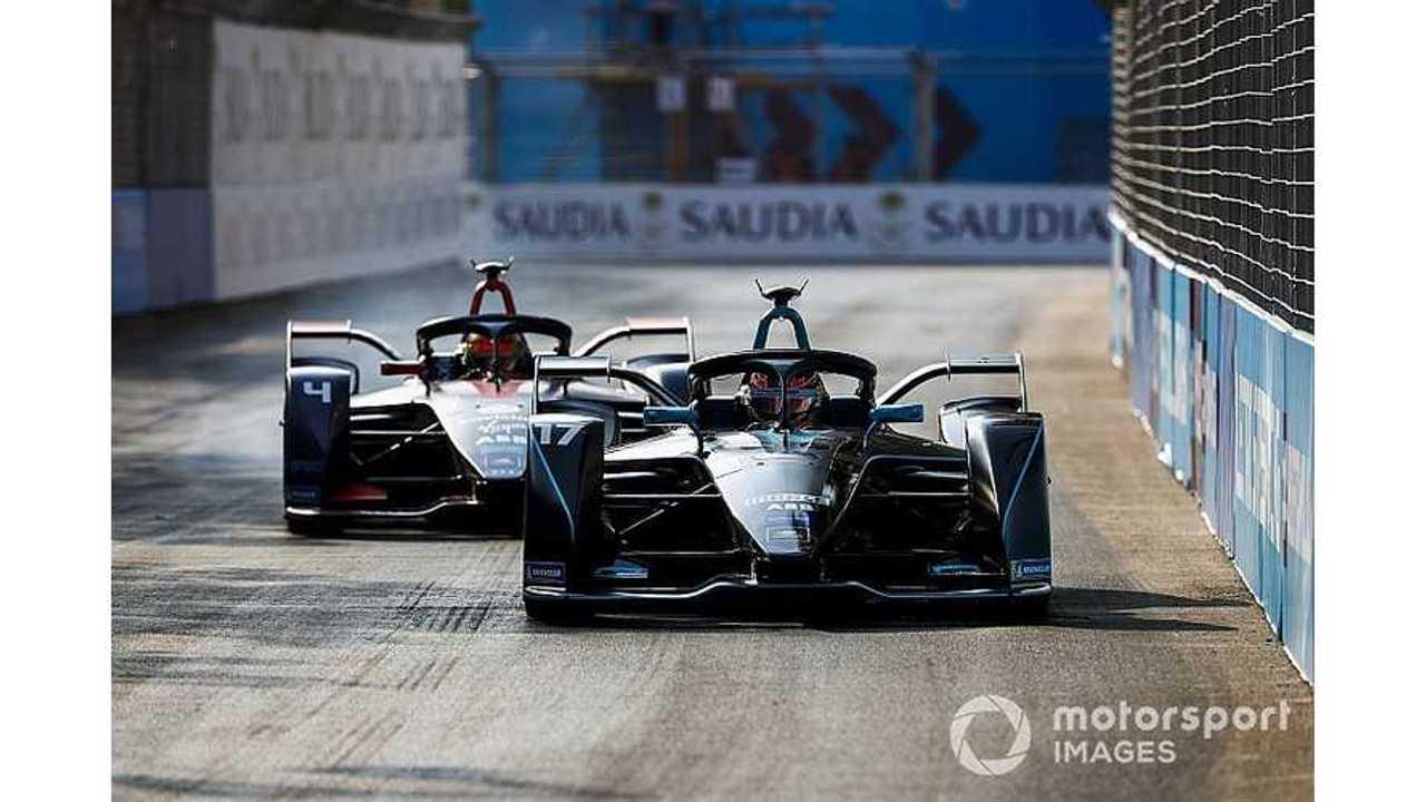 Ad Diriyah Formula E E-Prix: BMW Nabs First Gen 2 Pole