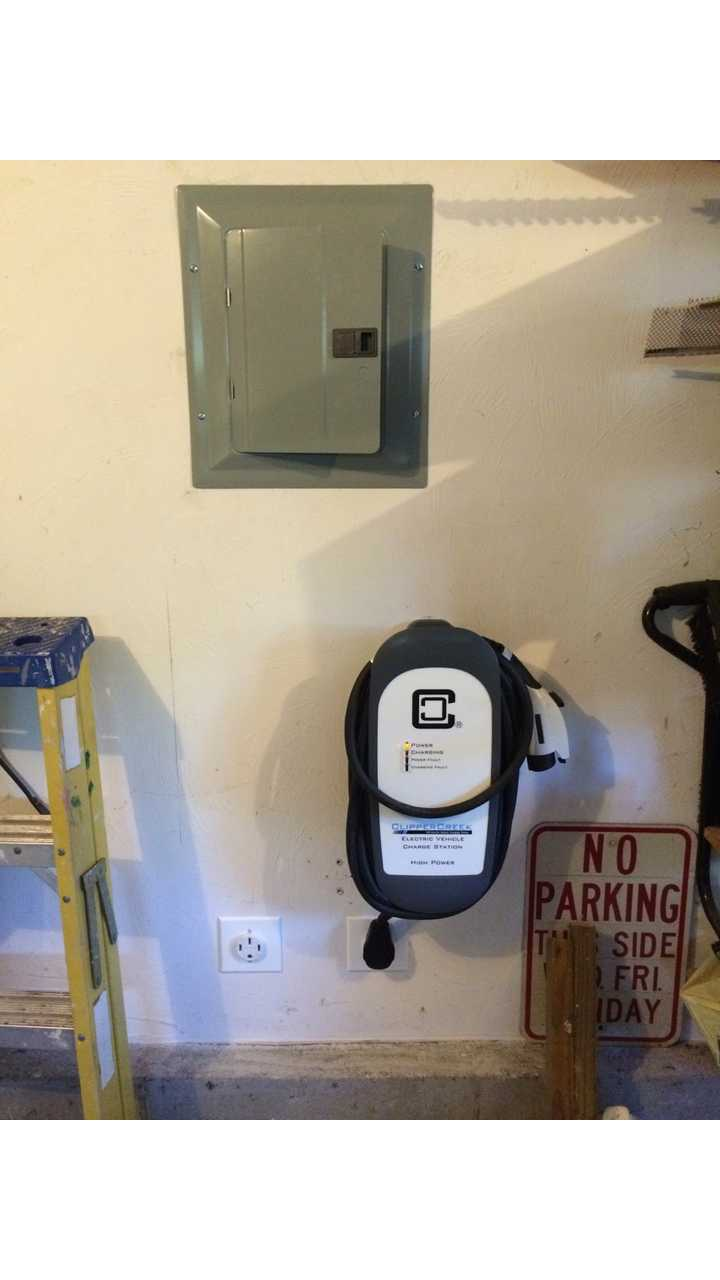 Here's What You Need To Charge Your Electric Car At Home