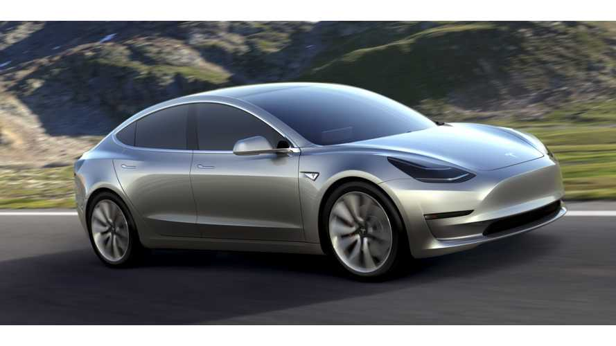 Tesla Model 3 Proves That U.S. Buyers Want Made-To-Order Cars