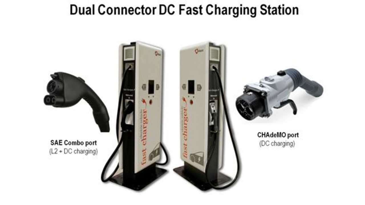 Efacec Dual Connector Charger