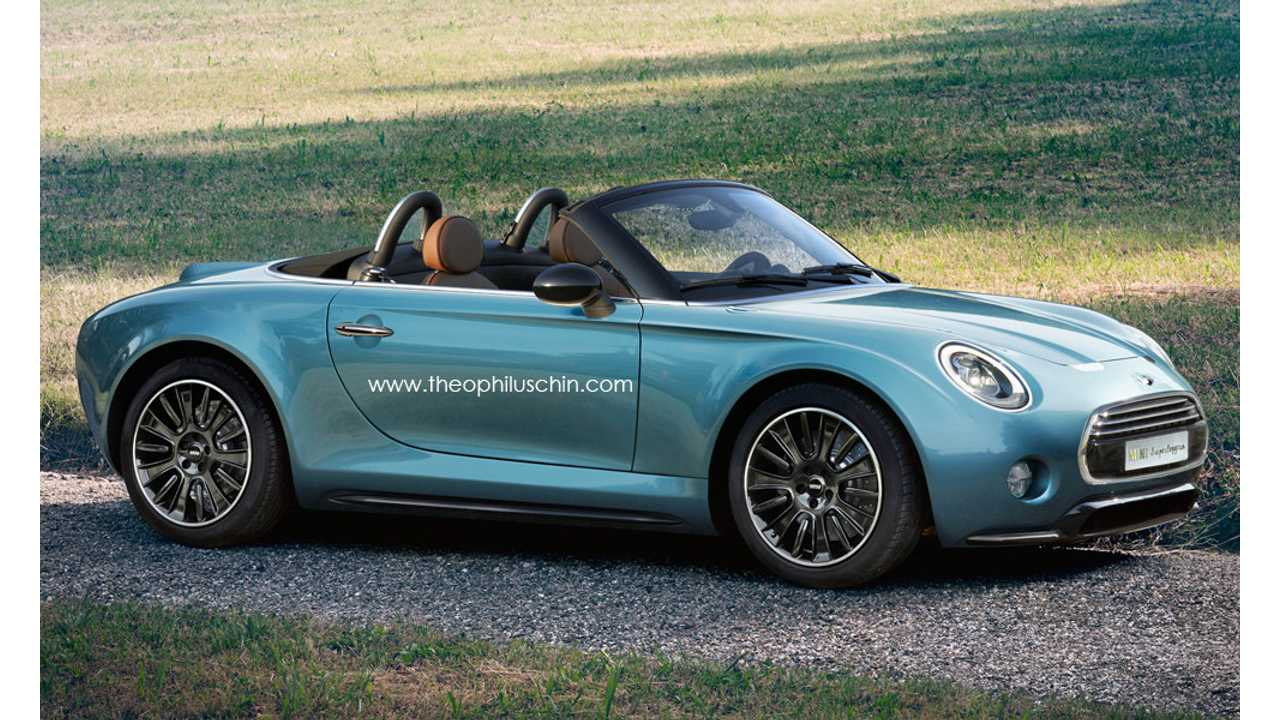 Mini Superleggera Gets Rendered For Possible Production