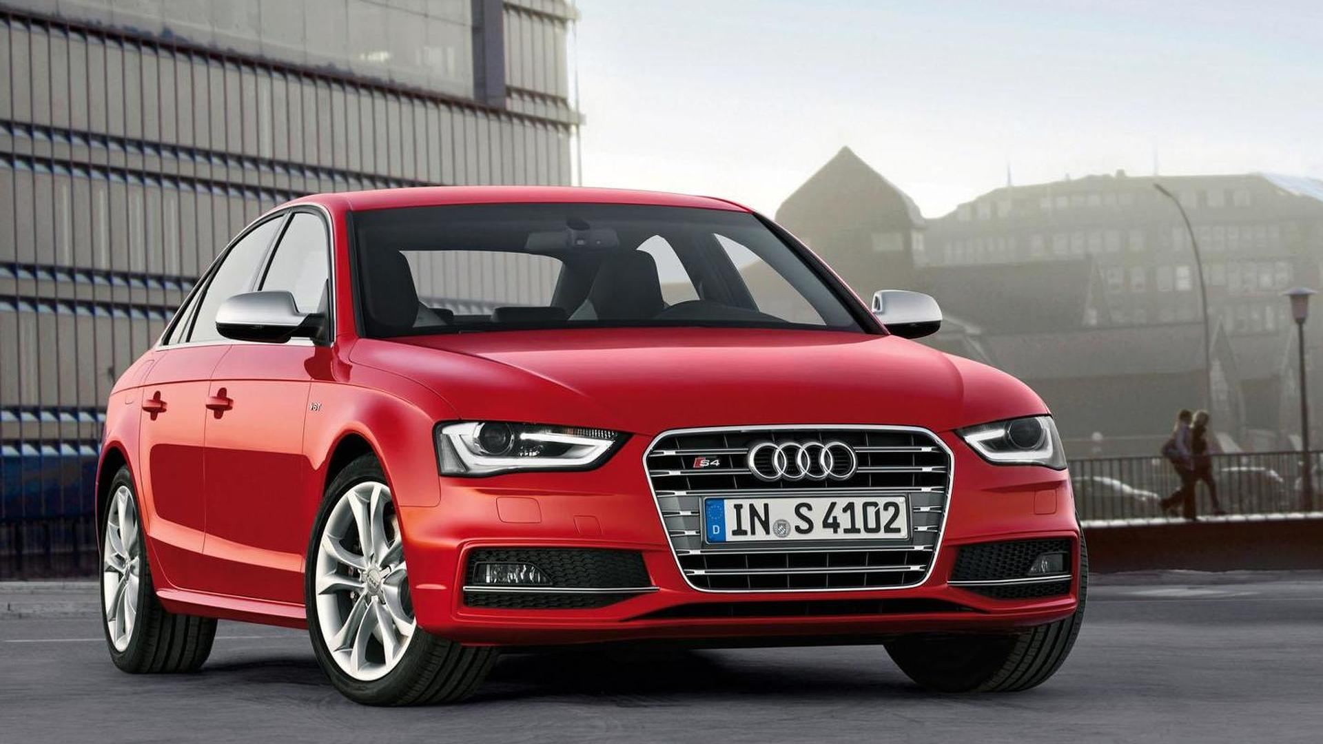 2012 Audi A4 S4 Facelift Revealed Videos