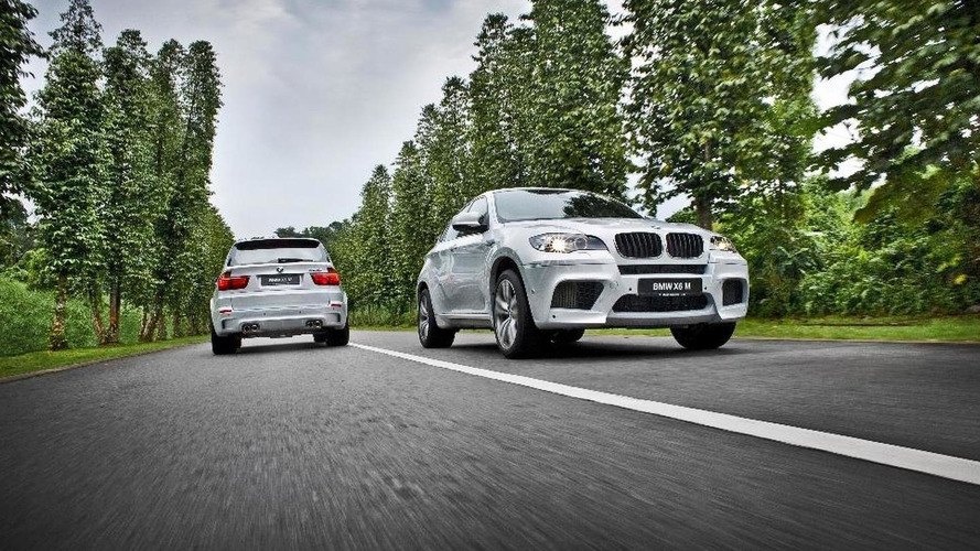 BMW X5 M & X6 M Individual announced
