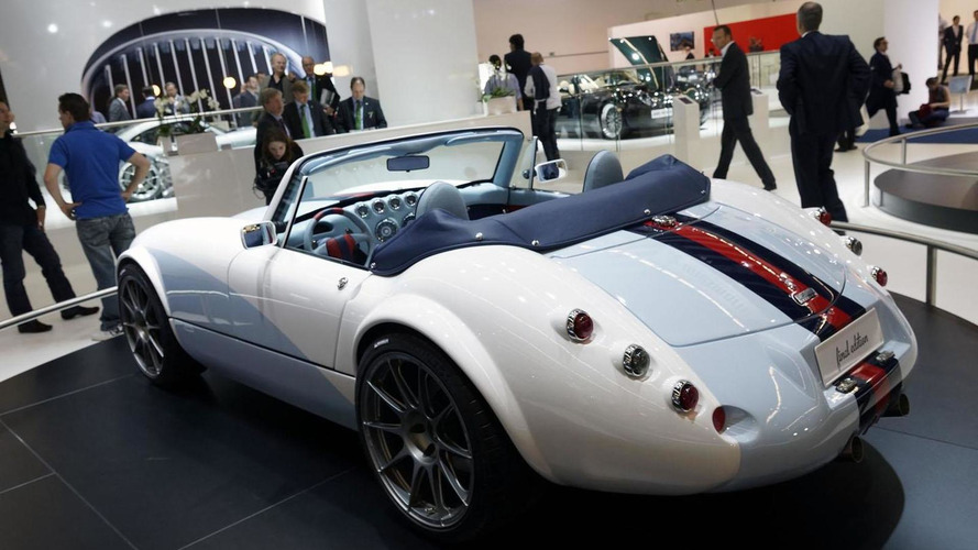 Wiesmann Roadster MF3 Final Edition revealed in Frankfurt