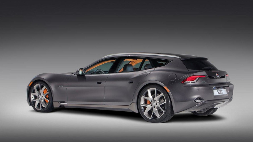 Fisker Surf Concept intrigues in Frankfurt [video]