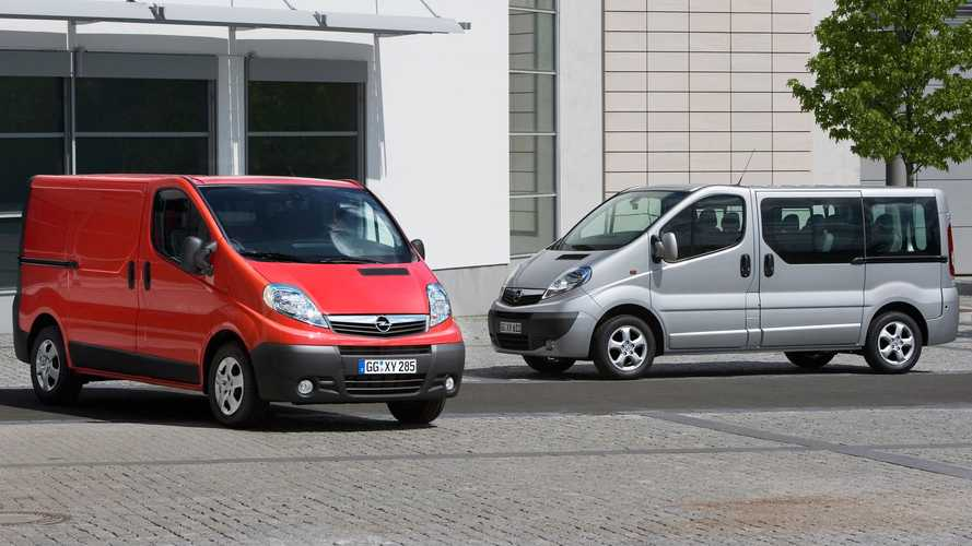 Opel Vivaro, il mid van del Blitz compie 20 anni