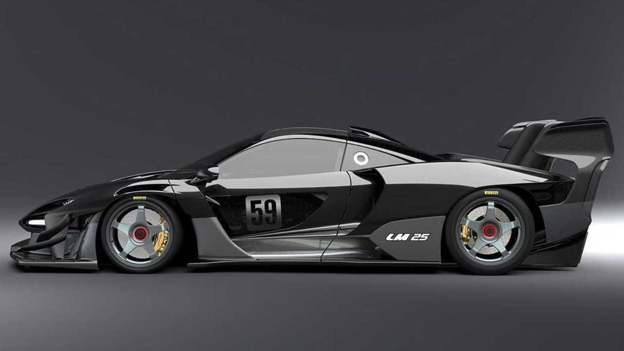 Lanzante LM 25 Edition McLaren Senna GTR