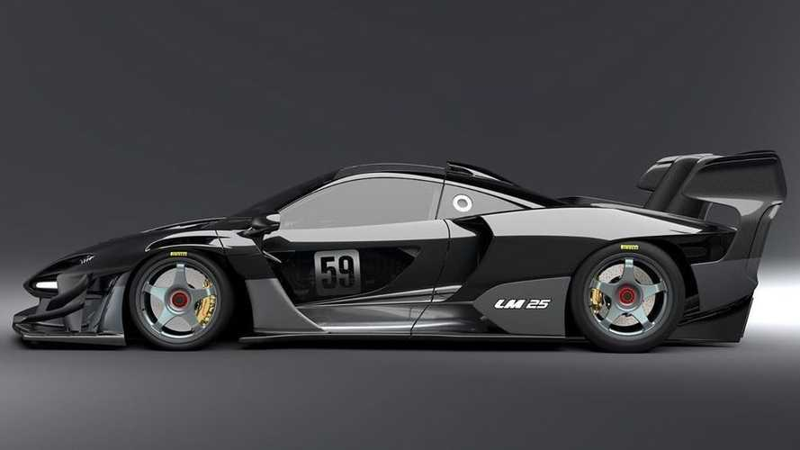 Lanzante LM 25 Edition McLaren, en honor de su victoria en Le Mans