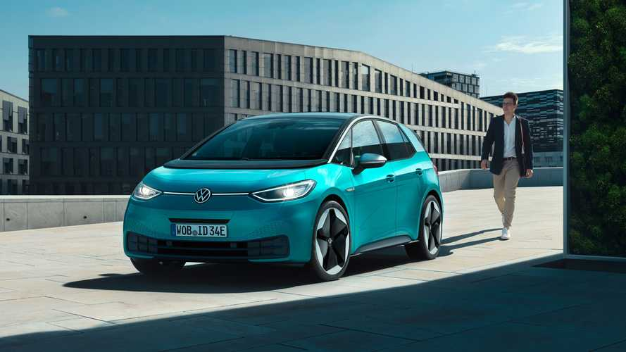 Europe: Plug-In Electric Car Sales Tripled In October 2020