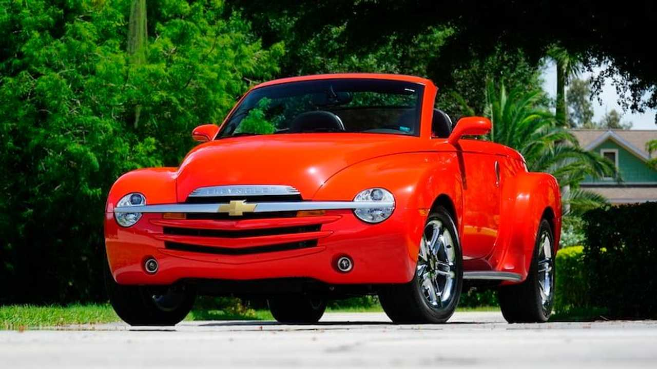 2005 Chevrolet Ssr For Sale 5141021