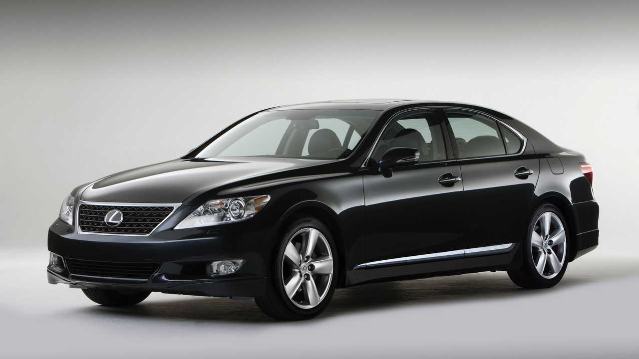 2010 Lexus LS