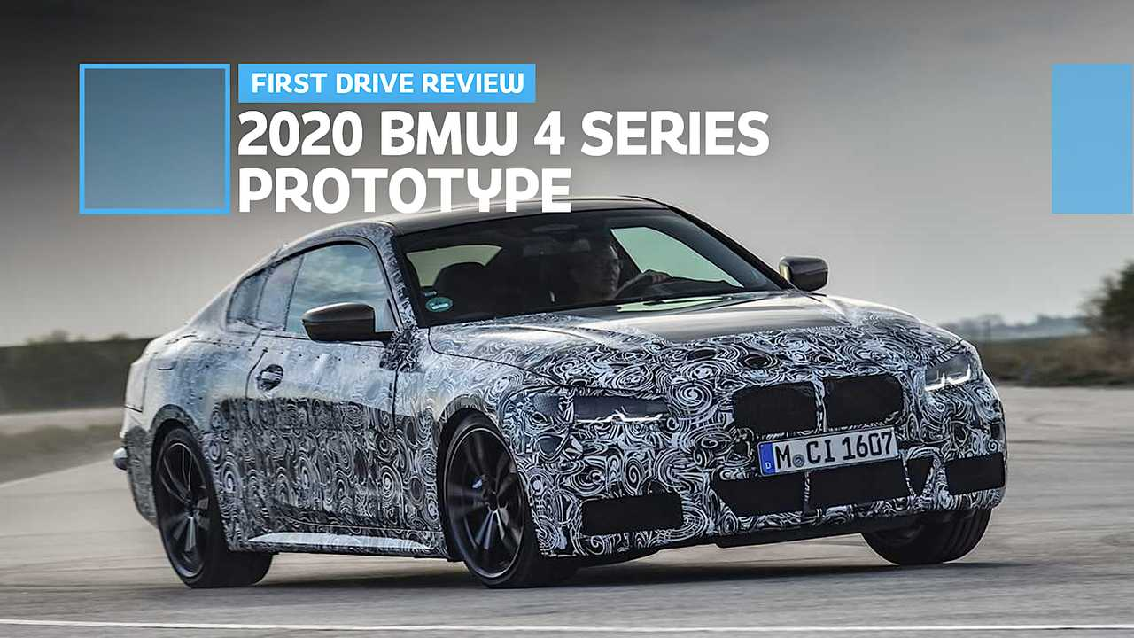 2020 BMW 4 Series Prototype: First Drive