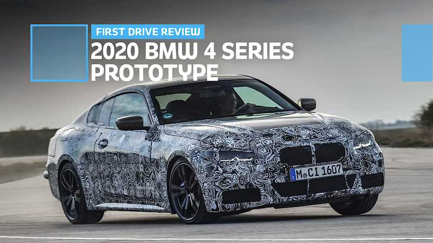 2020 BMW 4 Series Prototype First Drive Review: Signs Of Life