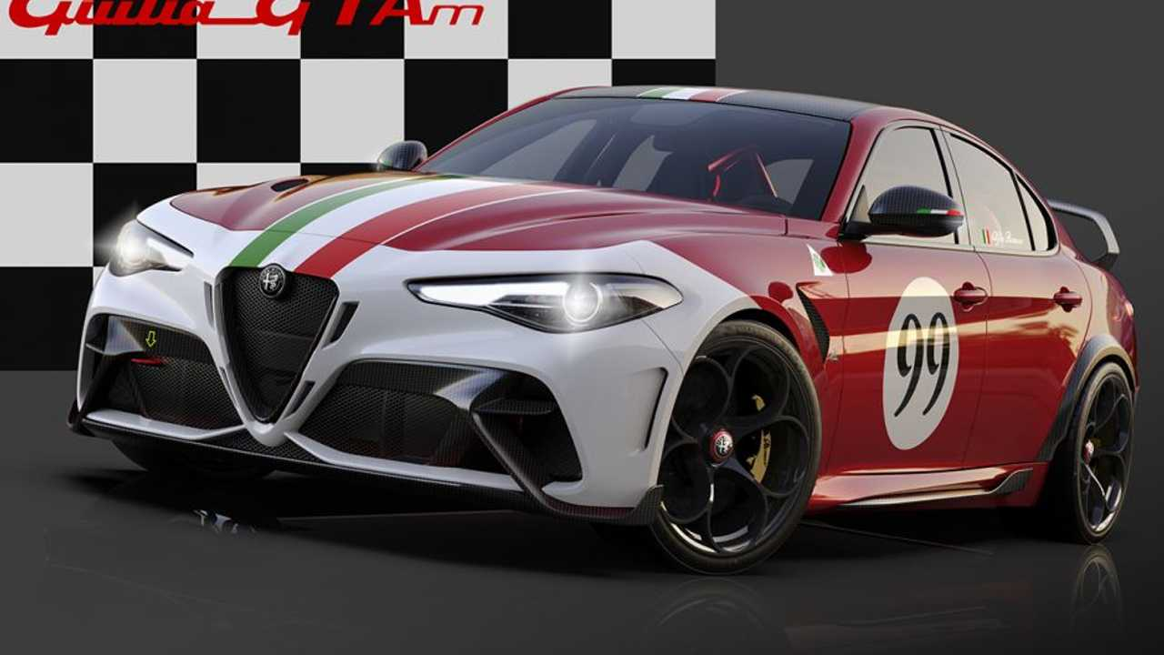 Liveries Giulia GTA