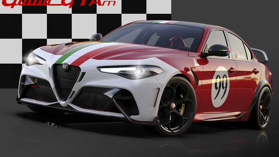 Alfa Romeo Giulia GTAm costs over £150,000 in Italy