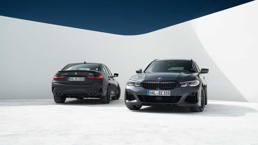 El Alpina D3 S trata de convertirse en todo un BMW M3 diésel