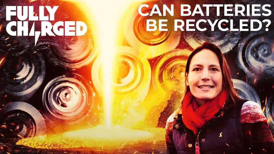 Battery Recycling Can Play A Major Role In Keeping EVs Competitive And Clean