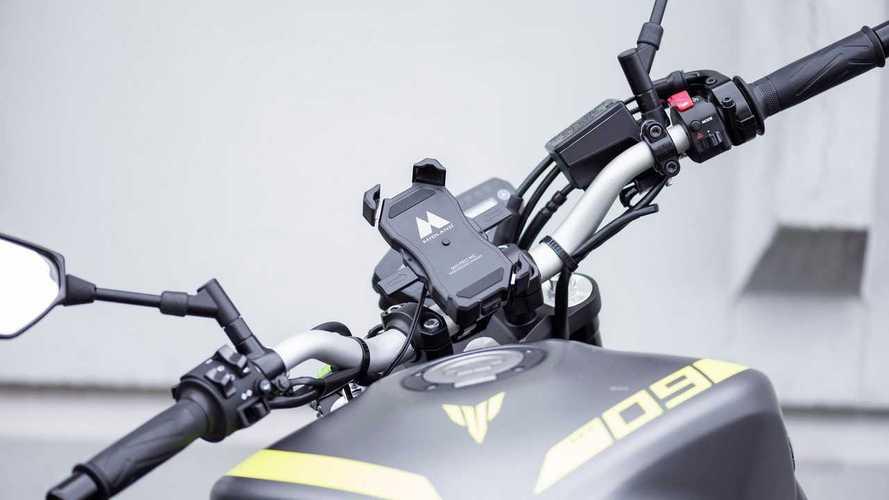 Midland, nuovi supporti moto per smartphone